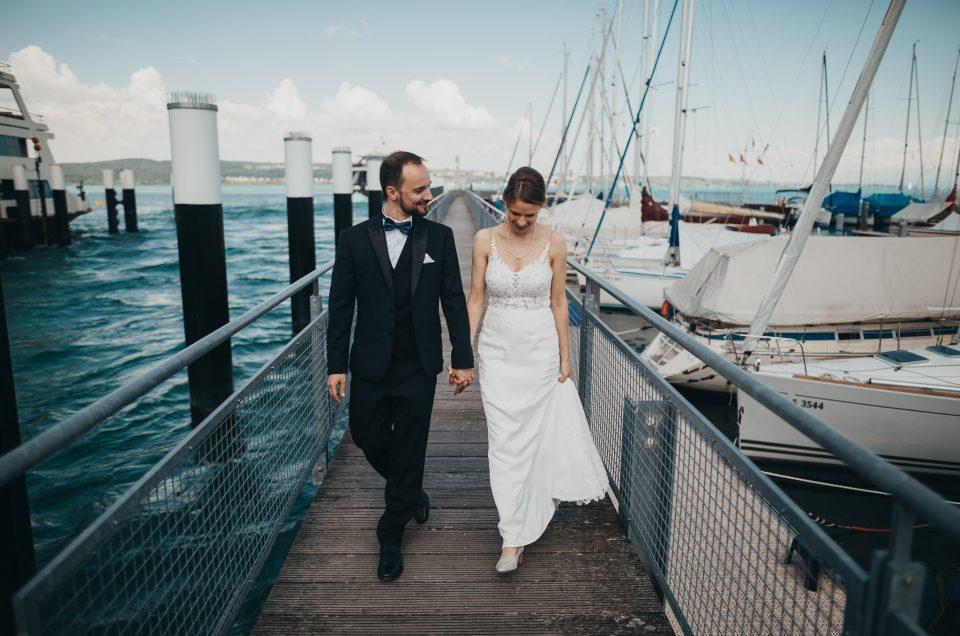 Bodensee Hochzeit // Catherine & Ben